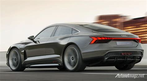 Audi Concept 2020 by Audi E Gt Concept 2020 Tesla Apaan Tuh Autonetmagz