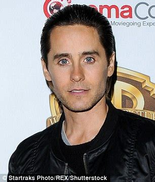 jared leto is right good riddance to the man bun and the jared leto will play hugh hefner in a new movie daily