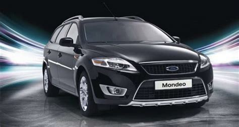 ford mondeo sport limited edition review top speed