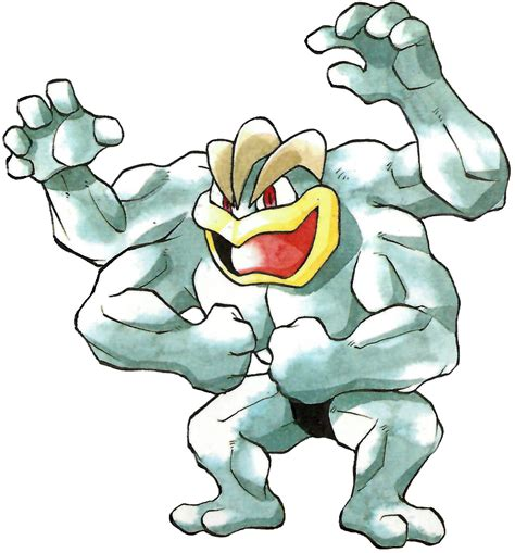 #068 Machamp used Rolling Kick and Dynamic Punch! Machamp