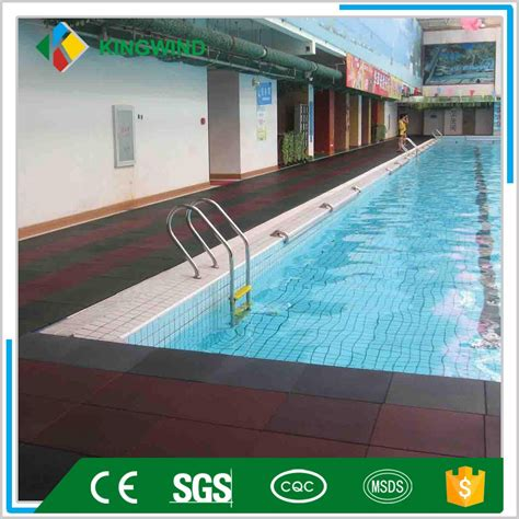 Pool Rubber Flooring by Swimming Pool Rubber Flooring For Garage Children Playground Buy Rubber Wood Flooring