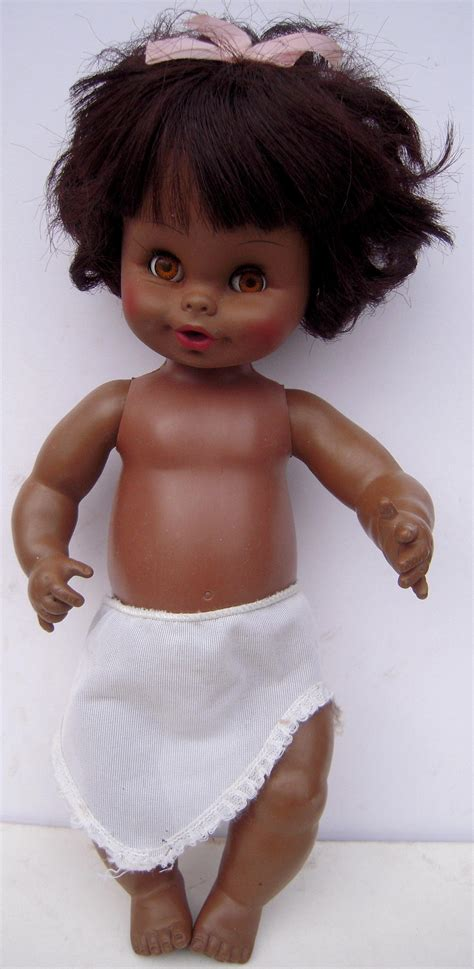 black doll 1970 1970 horseman black doll from