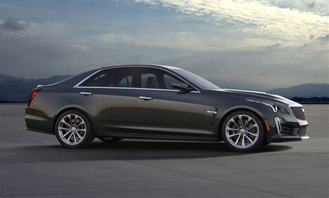 cts v sedan 2016 cadillac cts v sedan revealed autonation drive
