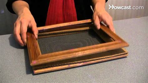 How To Make Paper Picture Frames - how to make a handmade paper picture frame