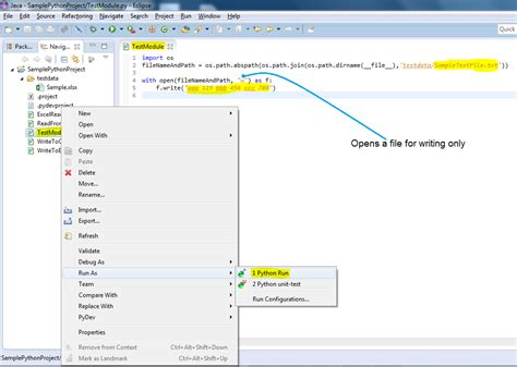 tutorialspoint for python python create text file write to text file read from