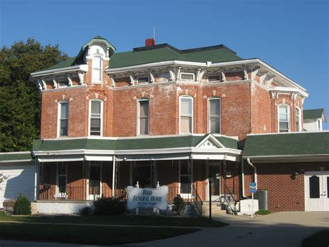 funeral homes in file funeral home in knightstown indiana jpg wikimedia
