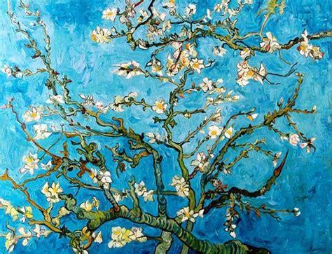 sui fiori di ciliegio gogh mandorlo in fiore 1890 globus magazineglobus