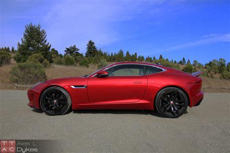 jaguar f type exterior