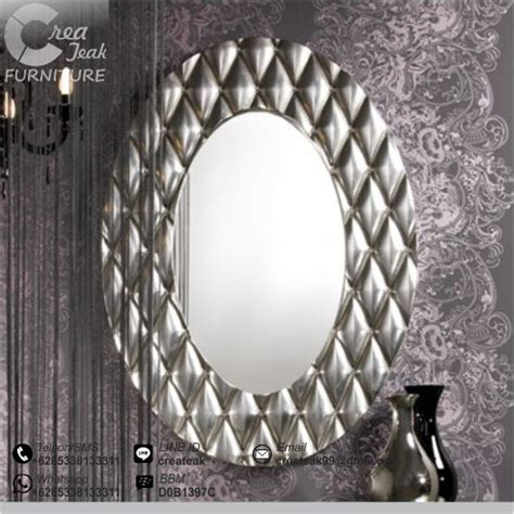 Jual Cermin Kamar Mandi Surabaya pigura cermin minimalis modern jual cermin hias