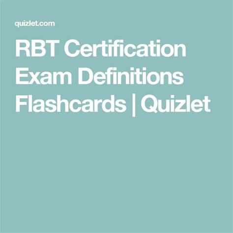 examen final de redes septiembre09 proprofs quiz rbt certification exam definitions flashcards quizlet
