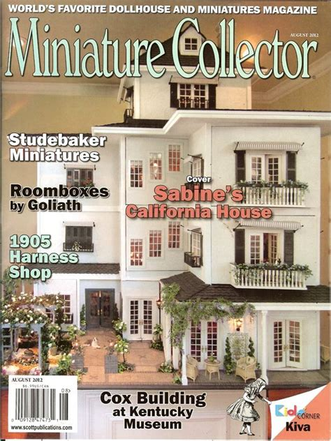 doll house magazine 34 best images about miniatures magazines on pinterest