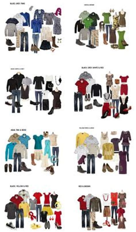 colors for family pictures ideas family picture outfits on pinterest family photo outfits