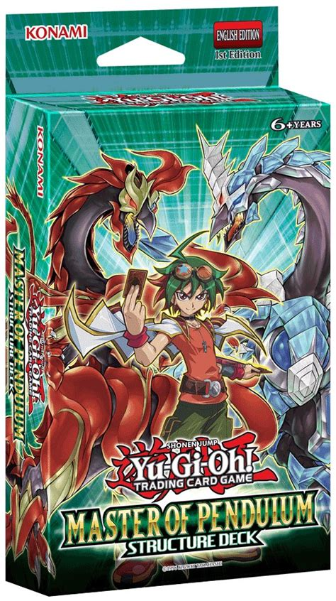 Yugioh Deck by Pendules Et Structure Deck Pour Yu Gi Oh