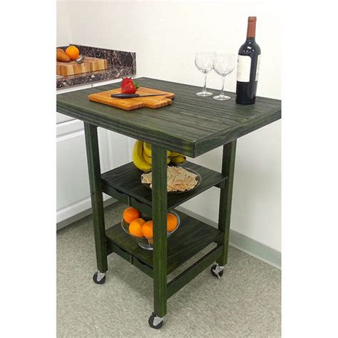 oasis island kitchen cart oa kk 3039b textured wood rectangular kitchen island in