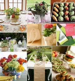 diy bridal shower ideas garden theme 171 the of