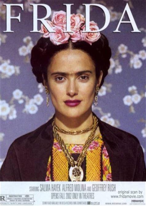 frida kahlo biography pelicula frida filme 2002 adorocinema