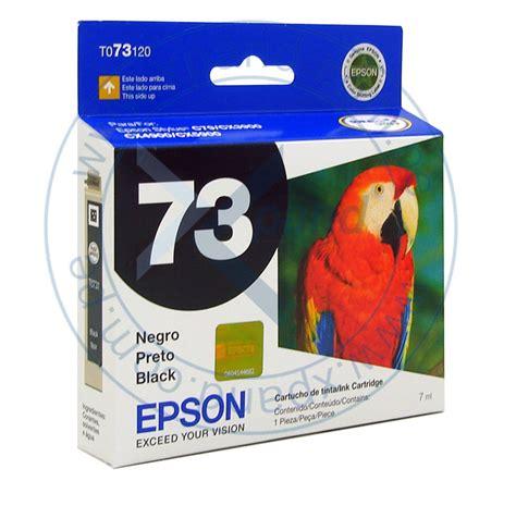 Tinta Epson C79 cartucho epson color negro n 176 73 para impresoras epson