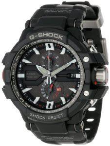 G Shock Gwa 1000 Black Blue g shock gwa1000fc 2a review tough watches