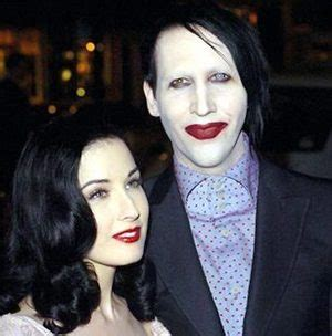 Dita Teese Is Not Friends With Ex Marilyn by Rocker Marilyn Destroyed By Breakup The