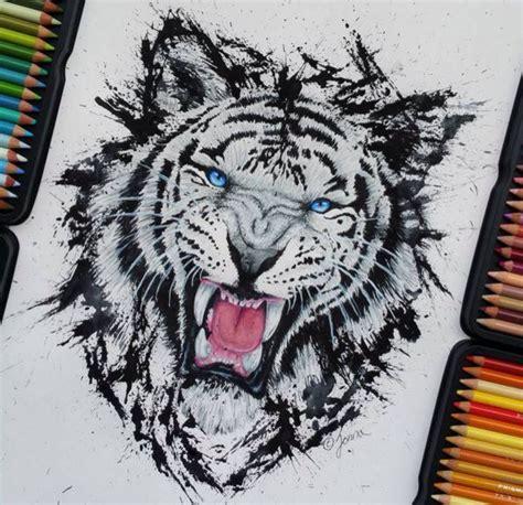 watercolor tattoo helsinki fabulous watercolor pencil works by finland artist jonna