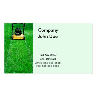 Grass Cutting Business Card Templates by 103 Cutting Grass Business Cards And Cutting Grass