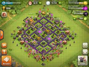 Town hall 9 town hall 8 town hall 7 after update in 2014 coc