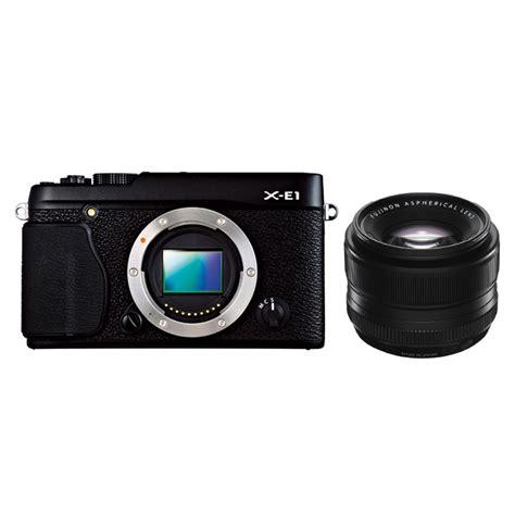 Fujifilm X E1 With Xf 35mm F14 R fujifilm x e1 xf 35mm f1 4 r zwart prijzen tweakers