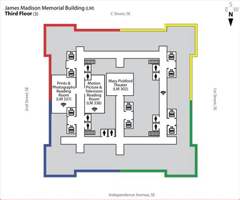 3d House Plans Software madison building third floor library of congress