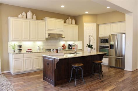 how to choose flooring that compliments cabinet color burrows cabinets central builder