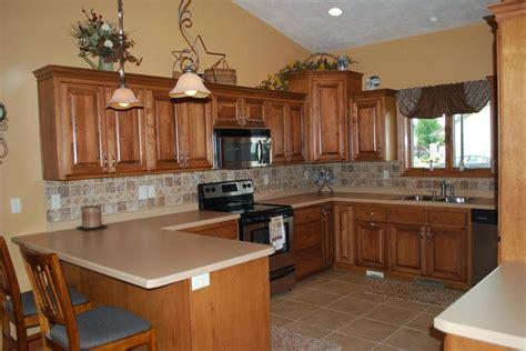 desain keramik dinding dapur minimalis indah bersih