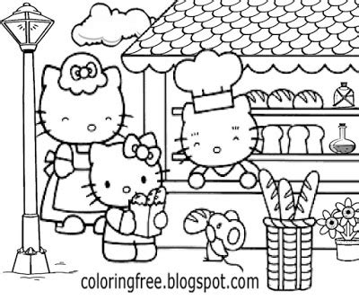 snow cat coloring page printable coloring sheets snow cat coloring pages