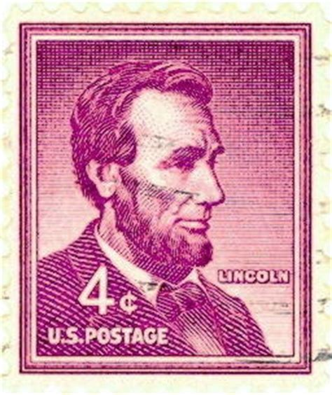 lincoln 4 cent st sts of usa