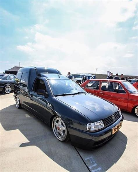 Vw Caddy Mk1 Tieferlegen by 62 Best Images About Vw Caddy Mk2 Polo Van On Pinterest