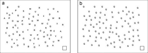 cancellation tasks letter and symbol dual task performance may be a better measure of cognitive