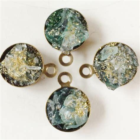 how to make druzy jewelry how to make a faux druzy pendant muro jewelry