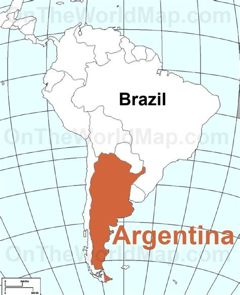 south america map argentina free coloring pages of argentina map