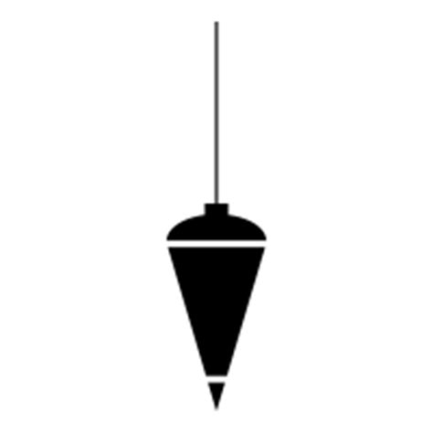 When Something Is Plumb It Is by Plumb Bob Icons Noun Project