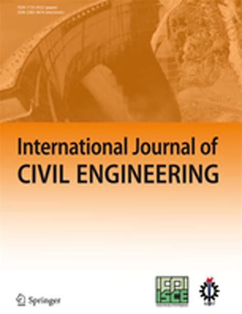 icscunorg welcome to the international civil service international journal of civil engineering