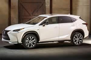 Toyota Lexus 2015 Lexus 2015 Suv Models