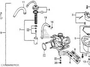 honda nu50 express 1982 usa parts list partsmanual partsfiche