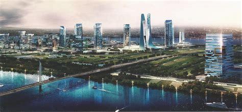 Singapore Nanjing Hi-Tech Island | Capital Green