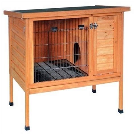 Bunny Hutch Small Rabbit Hutch Cage Ebay