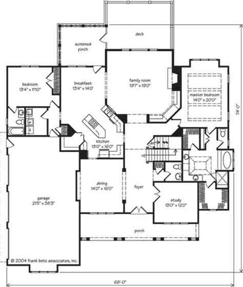 southern living floorplans southern country cottage house plans southern living house