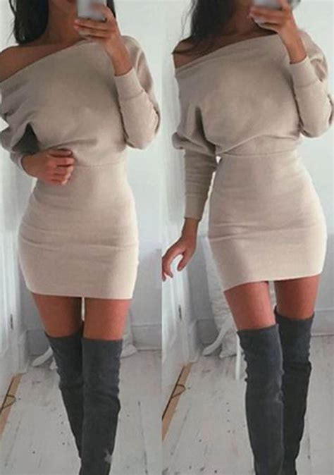 boats and hoes party outfits dress bodycon bodycon dress long sleeves long sleeve