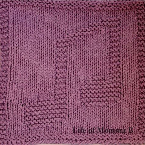 Knitting Pattern Notes | music note dishcloth free pattern knitted dishcloths
