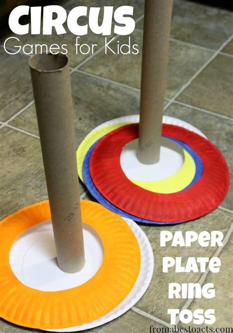 Backyard Olympic Games For Kids Preschool Circus On Pinterest Preschool Circus Theme