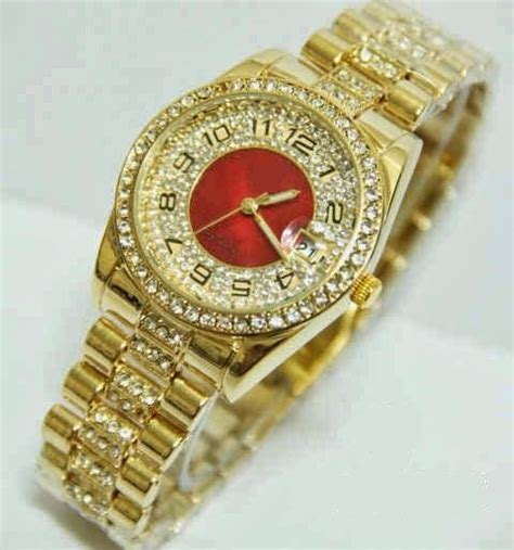 Jam Wanita Dkny Date Exclusive Box jam tangan wanita premium rol x