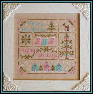 country cottage cross stitch country cottage needleworks vintage christmas cross