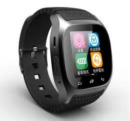 Bluetooth Smart Watch 2016 Waterproof Smartwatch Bluetooth Smart Watch With Led