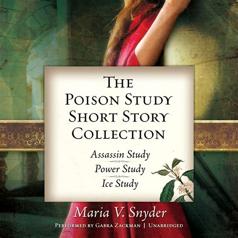 poison study study book 1 the poison study story collection audiobook
